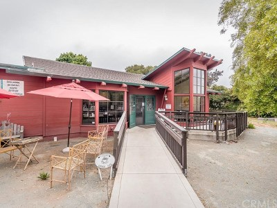 Los Osos Commercial For Sale: 1188 Los Osos Valley Road