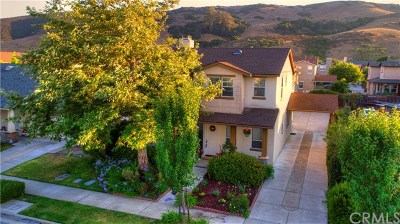 San Luis Obispo CA Single Family Home Active Under Contract: $849,900