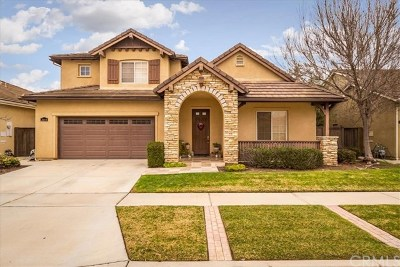 Santa Maria Single Family Home For Sale: 2614 Calderon Drive
