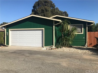 San Luis Obispo Mobile Home For Sale: 1629 Garnette Drive