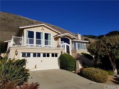 Pismo Beach CA Single Family Home For Sale: $1,489,900
