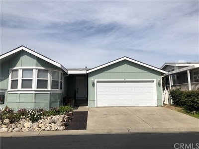 Arroyo Grande Mobile Home For Sale: 765 Mesa View Drive