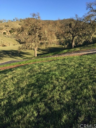 Paso Robles Residential Lots & Land For Sale: 9912 Sunfish Circle