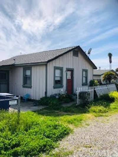 Oceano Single Family Home For Sale: 2346 Beach Street