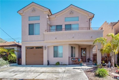 Pismo Beach, Arroyo Grande, Grover Beach, Oceano Single Family Home For Sale: 211 Placentia Avenue