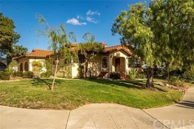 San Luis Obispo Single Family Home For Sale: 1010 Capistrano Court