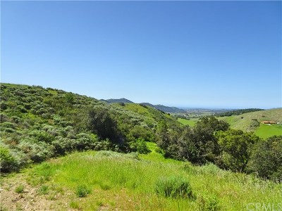 Pismo Beach, Arroyo Grande, Grover Beach, Oceano Residential Lots & Land For Sale: Santa Domingo Road