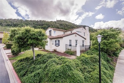 San Luis Obispo CA Single Family Home For Sale: $1,299,000