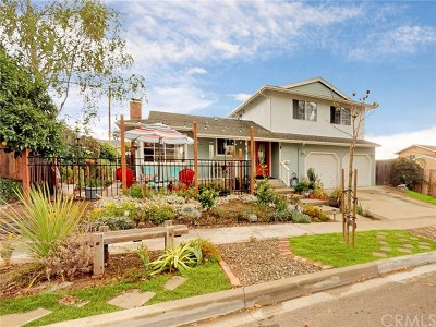 San Luis Obispo Single Family Home For Sale: 1435 Southwood Drive