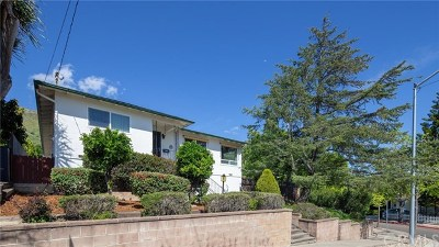 San Luis Obispo Single Family Home For Sale: 3066 Flora Street