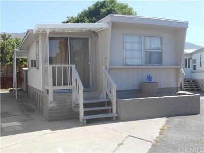 San Luis Obispo County Mobile Home For Sale: 1121 Orcutt