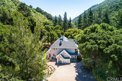 San Luis Obispo Multi Family Home For Sale: 2750 Davis Canyon Road