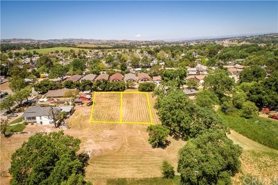 Templeton Residential Lots & Land For Sale: Cayucos Avenue, Parcel 2