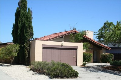 San Luis Obispo CA Single Family Home For Sale: $689,000
