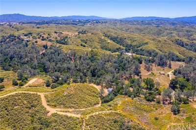 Santa Margarita Residential Lots & Land For Sale: 5332 Parkhill Road