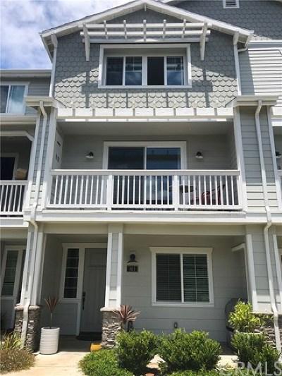 San Luis Obispo CA Condo/Townhouse For Sale: $639,000