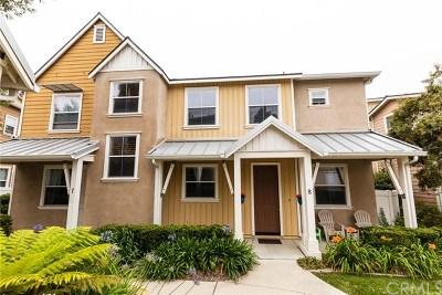San Luis Obispo Condo/Townhouse For Sale: 3591 Sacramento Drive #8