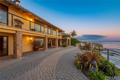 Pismo Beach CA Single Family Home For Sale: $3,650,000