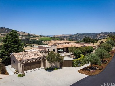 San Luis Obispo CA Single Family Home For Sale: $2,499,000