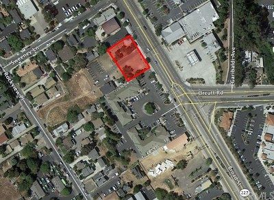 San Luis Obispo Residential Lots & Land For Sale: 3049 Broad Street
