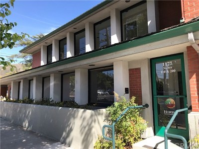 San Luis Obispo County Commercial Lease For Lease: 1177 Marsh Street #110