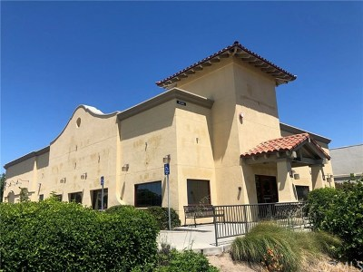 Paso Robles Commercial Lease For Lease: 2341 Theatre Drive