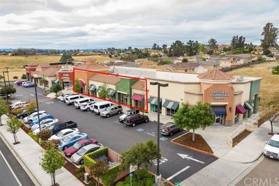 San Luis Obispo County Commercial Lease For Lease: 150 S Mary Avenue