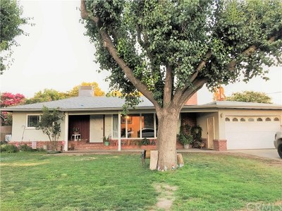 Tulare Single Family Home For Sale: 630 Auburn Street