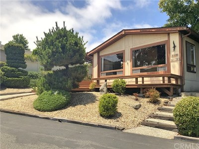 Avila Beach Manufactured Home For Sale: 146 Riverview Drive
