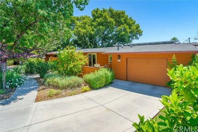 San Luis Obispo Single Family Home For Sale: 1221 Sylvia Court