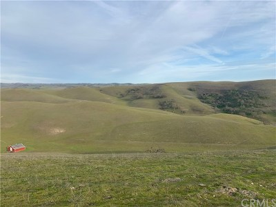 San Luis Obispo County Commercial Lease For Lease: Ranchita Canyon Road