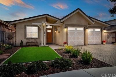 Pismo Beach, Arroyo Grande, Grover Beach, Oceano Single Family Home For Sale: 1654 Napa Way