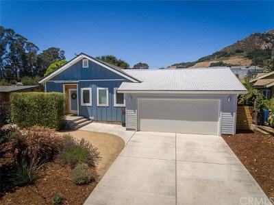 San Luis Obispo Single Family Home For Sale: 338 Jaycee Drive