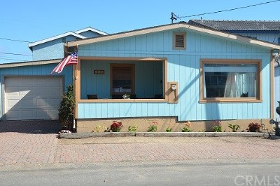 Morro Bay Single Family Home For Sale: 380 Kodiak Street
