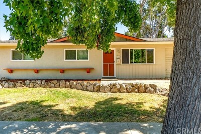 San Luis Obispo Single Family Home For Sale: 1846 Pereira Drive