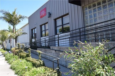 San Luis Obispo County Commercial For Sale: 800 Farroll Road #A-C