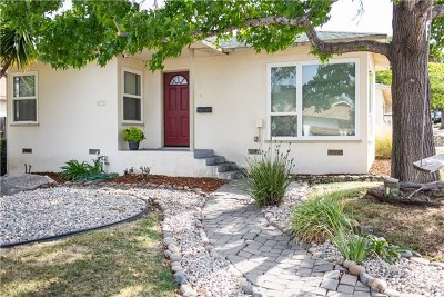 San Luis Obispo Single Family Home For Sale: 611 Mitchell Drive