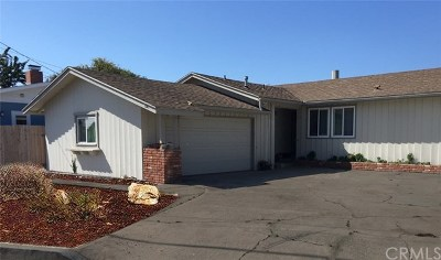 Arroyo Grande Single Family Home For Sale: 812 Park Way