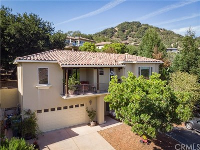 Avila Beach Single Family Home For Sale: 2820 Loganberry Lane