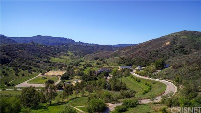 Brentwood, Calabasas, West Hills, Woodland Hills Single Family Home For Sale: 24900 Paseo Del Rancho