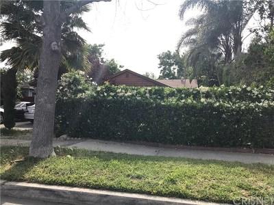 Granada Hills Single Family Home For Sale: 10821 Gloria Avenue