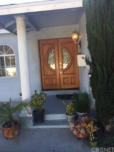 Reseda Single Family Home For Sale: 7355 Garden Grove Avenue