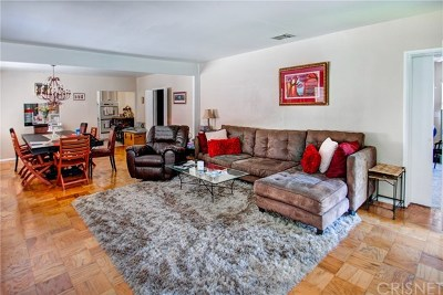 North Hollywood Multi Family Home Active Under Contract: 10920 Camarillo Street