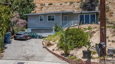 Shadow Hills Single Family Home Active Under Contract: 10573 Colebrook Street