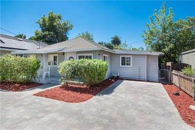 Pasadena Single Family Home For Sale: 1022 N Garfield Avenue