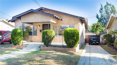 Glendale Single Family Home For Sale: 724 E Chestnut Street