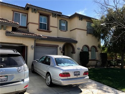 Eastvale Single Family Home For Sale: 7608 Stonegate Drive