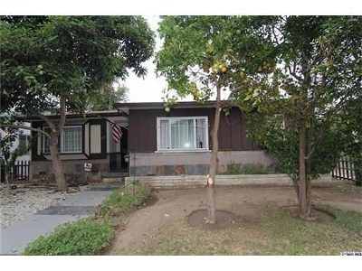 Valley Glen Single Family Home For Sale: 6059 Woodman Avenue