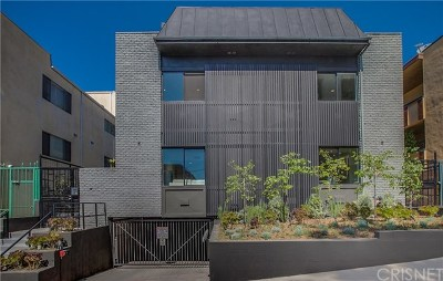Hollywood Hills Condo/Townhouse For Sale: 1823 N Fuller Avenue #2