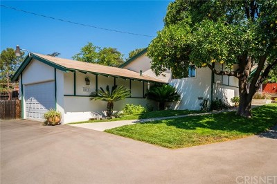 La Crescenta Single Family Home Active Under Contract: 2651 Altura Avenue
